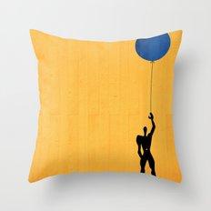 Homo Ludens Throw Pillow