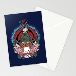Silver Shinobi Stationery Cards