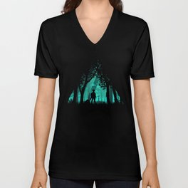 It's Dangerous To Go Alone Unisex V-Neck
