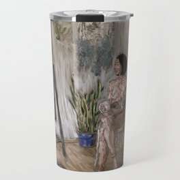 Plant Lady Travel Mug