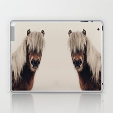 Hi, I'm a Scottish Horse Laptop & iPad Skin