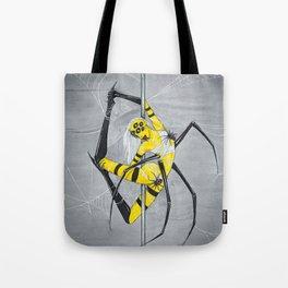 Poletober - Spider Tote Bag