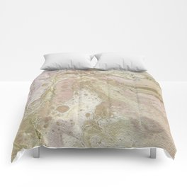 Rose Gold 4 Comforters