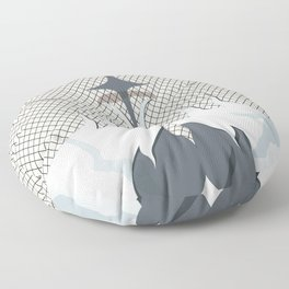 Yuri Plisetsky - Agape Floor Pillow