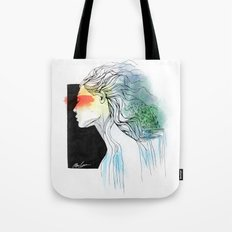 Mother of the Earth Tote Bag