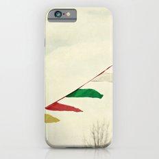 winter happiness Slim Case iPhone 6s