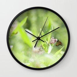 Monarch Serenity Wall Clock