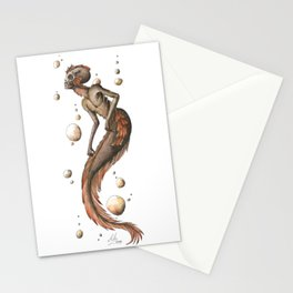 Mermaid 7 Stationery Cards
