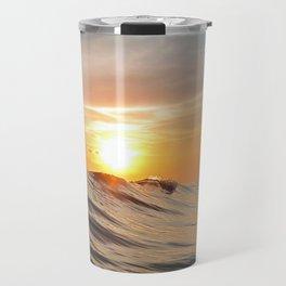 Sunset in Paradise Travel Mug
