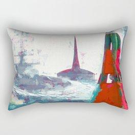 Signs Rectangular Pillow