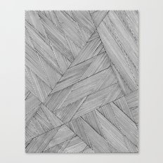 Anglinear Canvas Print