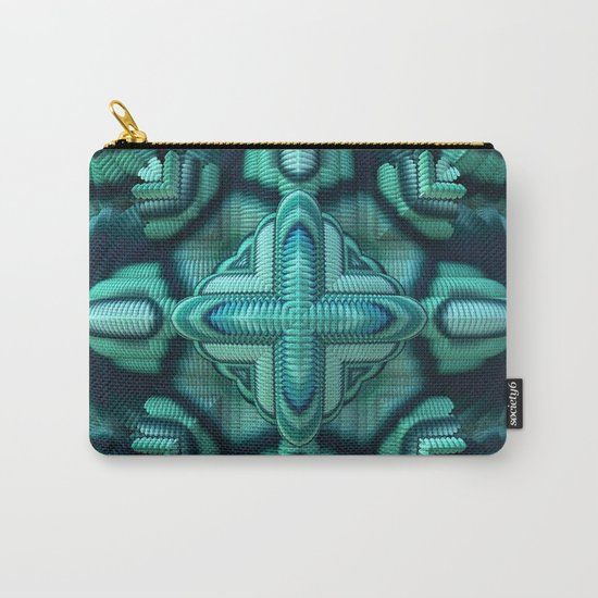Cool Mint Carry-All Pouch