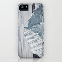Mission North | The Tip of the Iceberg iPhone Case