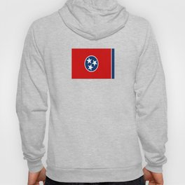 flag of Tennessee-south, america, usa,Tennessean, Volunteer State,memphis,Nashville,jackson,jazz Hoody