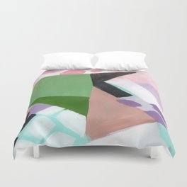 Because Lollipops Duvet Cover