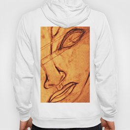 What Comes Before, What Lies Beneath From a Different Perspective Hoody