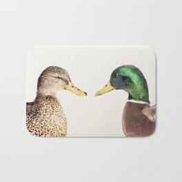 Two Ducks Bath Mat