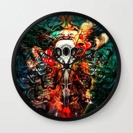 3 Eye COLOR Wall Clock