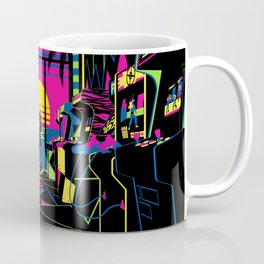 Arcade Saloon Coffee Mug