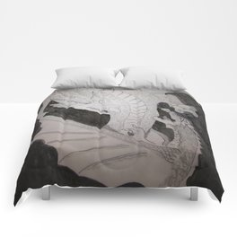Storm Kings (Dragon thunder and lightning) Comforters