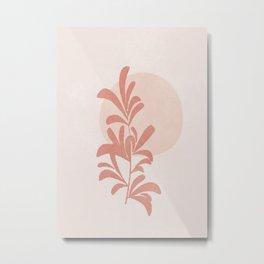 Minimal Little Branch III Metal Print
