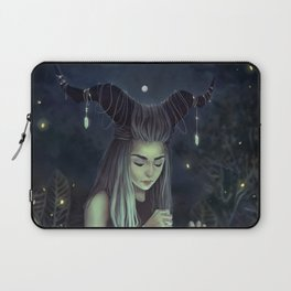 The Moon Witch Laptop Sleeve