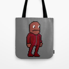 Choco, Survie Jumpsuit Tote Bag