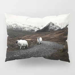 The Two Mountaineers Pillow Sham