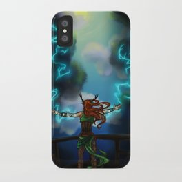 Control Weather iPhone Case