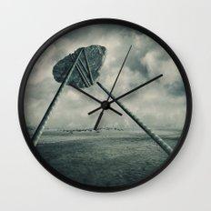 Go fly a kite Wall Clock