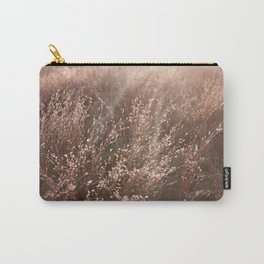 Field's of Rose Gold Carry-All Pouch