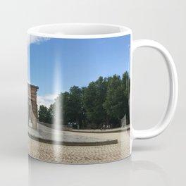 Madrid, Spain - Temple of Debod Coffee Mug