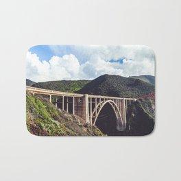 Bixby Bridge Bath Mat