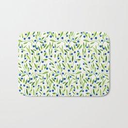 Blueberry Fields Bath Mat