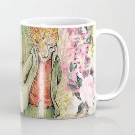 Jemima Puddle-Duck Floral Coffee Mug