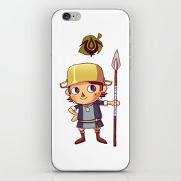 donny the villager iPhone Skin
