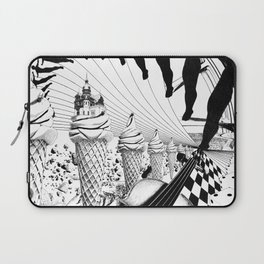 PLEASE, COME IN CONTACT OUR PLANET EARTH Laptop Sleeve