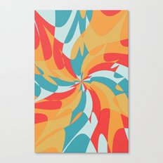 Splat (Available in the Society 6 Shop!) Canvas Print