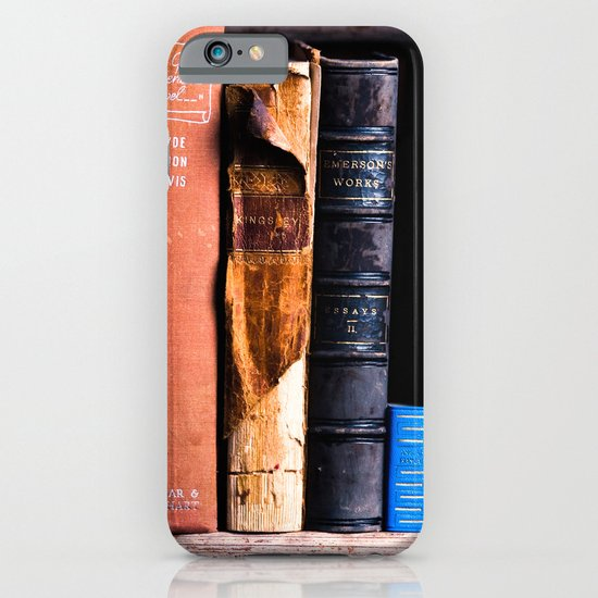 Vintage Books iPhone & iPod Case