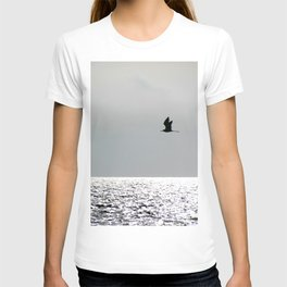 birds at sea T-shirt