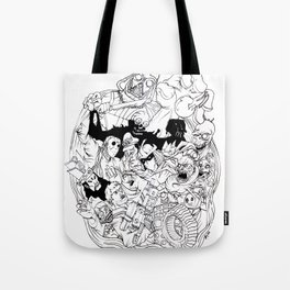 scum and villainy Tote Bag