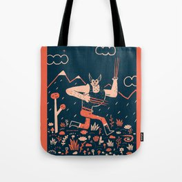 Wolverine is the Snikt Tote Bag