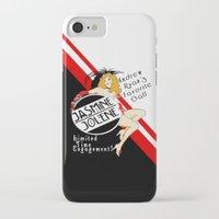 bioshock iPhone & iPod Cases featuring Bioshock - Jasmine Jolene by Chimaera Designs
