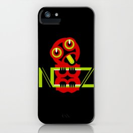 Hei Tiki New Zealand iPhone Case