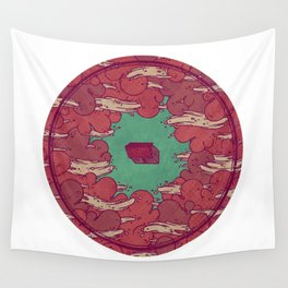 Away from Everyone Wall Tapestry