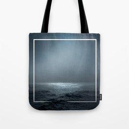 Twilight Geometry Tote Bag