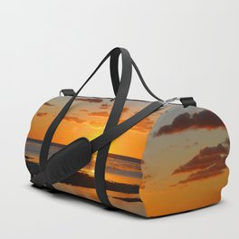 Australian Sanset Duffle Bag