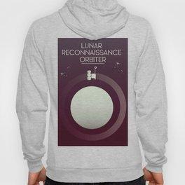 Lunar Reconnaissance Orbiter Hoody