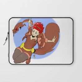 Squirrel Girl Laptop Sleeve