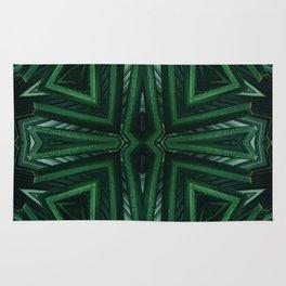 Kaleido Palm Rug